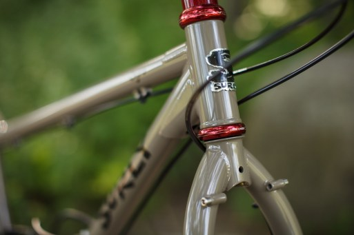 Surly Ogre - Crane Creek Headset
