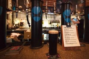 Jet Black Heart at Brewdog Edinburgh