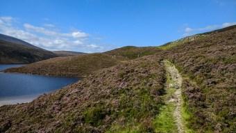 MTB trail Past Loch Builg