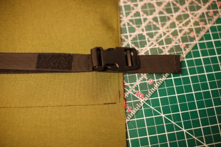 Strap on Tool Roll