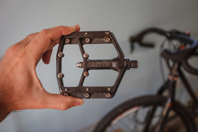 VP Harrier Flat Pedal for Salsa Fargo