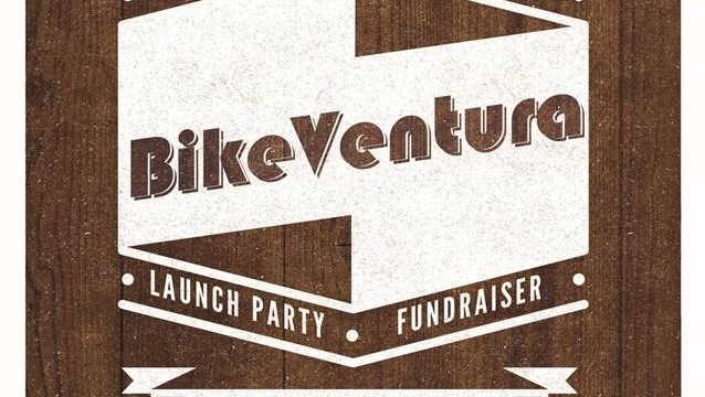 BikeVentura Launch Party & Fundraiser
