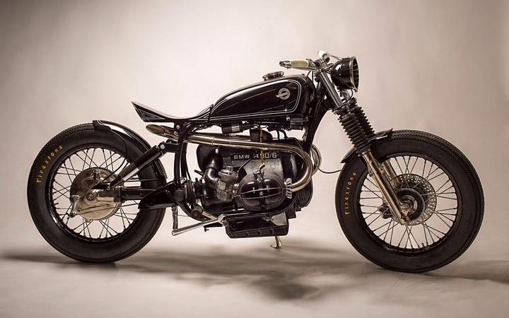 Bmw R90 Vintage Bobber Bikevx