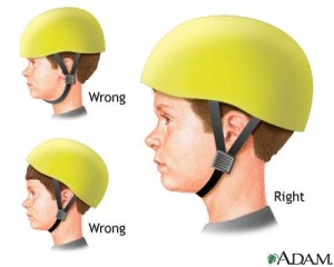 bicycle-helmet-proper-usage