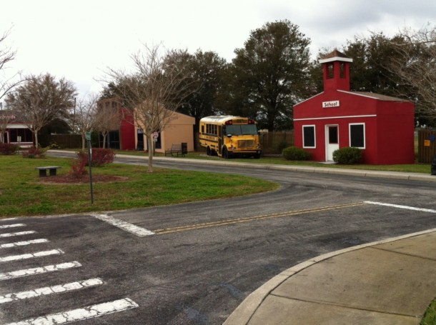 school house and street CSV