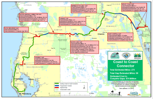 Stay Informed on the Coast-to-Coast Connector
