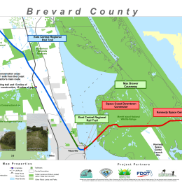 Florida Today: Coast to Coast Connector means opportunity for Brevard