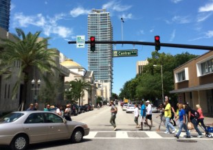 Metro Orlando least walkable city, says new report