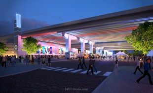 What do walking and biking have to do with the I-4 Ultimate?