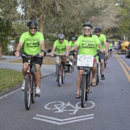 Bikes take over Winter Park March 8, 2017