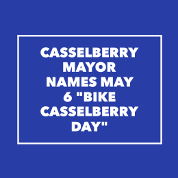 "City of Casselberry proclaims May 6, 2017 as ""Bike Casselberry Day"""