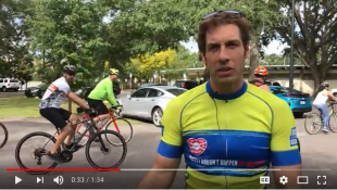 From racetrack to bike trail: Scott Lagasse talks bike Safety in the age of motorists