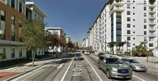 Current street view