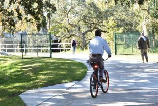 Trail lovers – a new segment of the Shingle Creek Regional Trail is now open