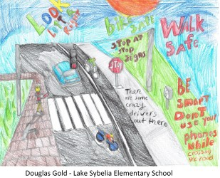 WalkSafe kicks off poster contest for safety