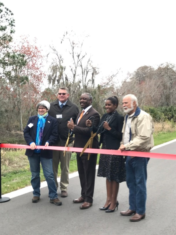 New Trail Open for Bikers, Walkers in Orange County