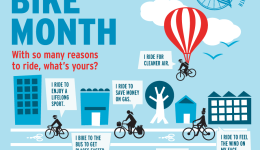 BWCF and Partners Celebrate National Bike Month