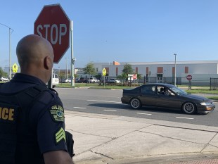 Best Foot Forward Law Enforcement Partners Educated Drivers Before Students Headed Back to School