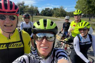 BWCF Board Member Franki Gonzales Celebrates with a 75 mile ride to Mt. Dora