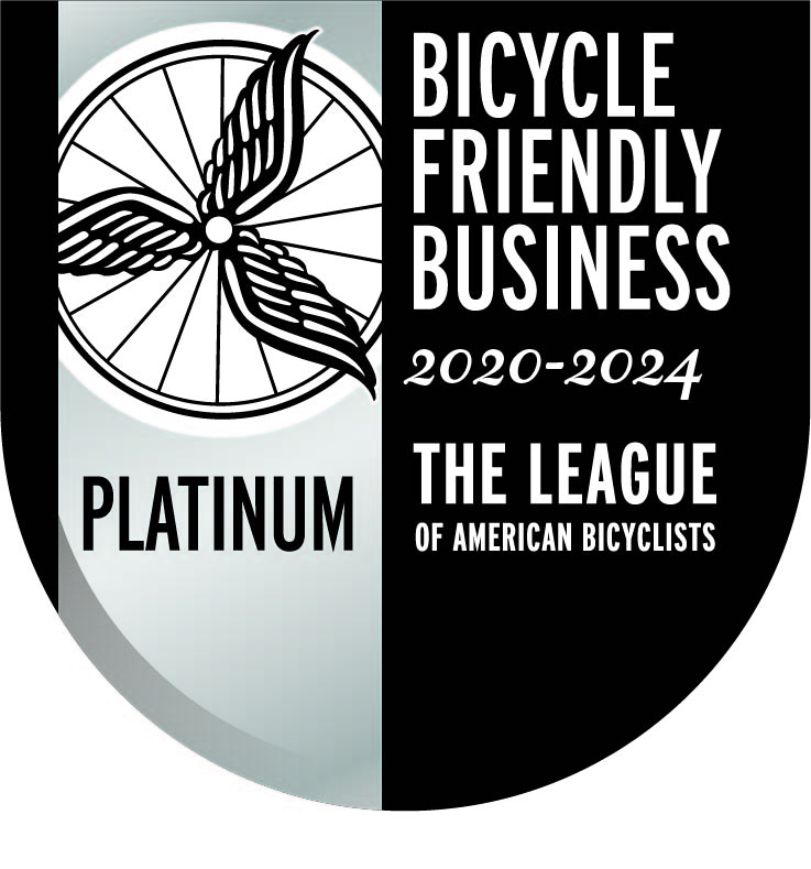 Platinum Bike Friendly Business
