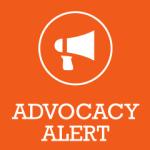 Advocacy Alert graphic