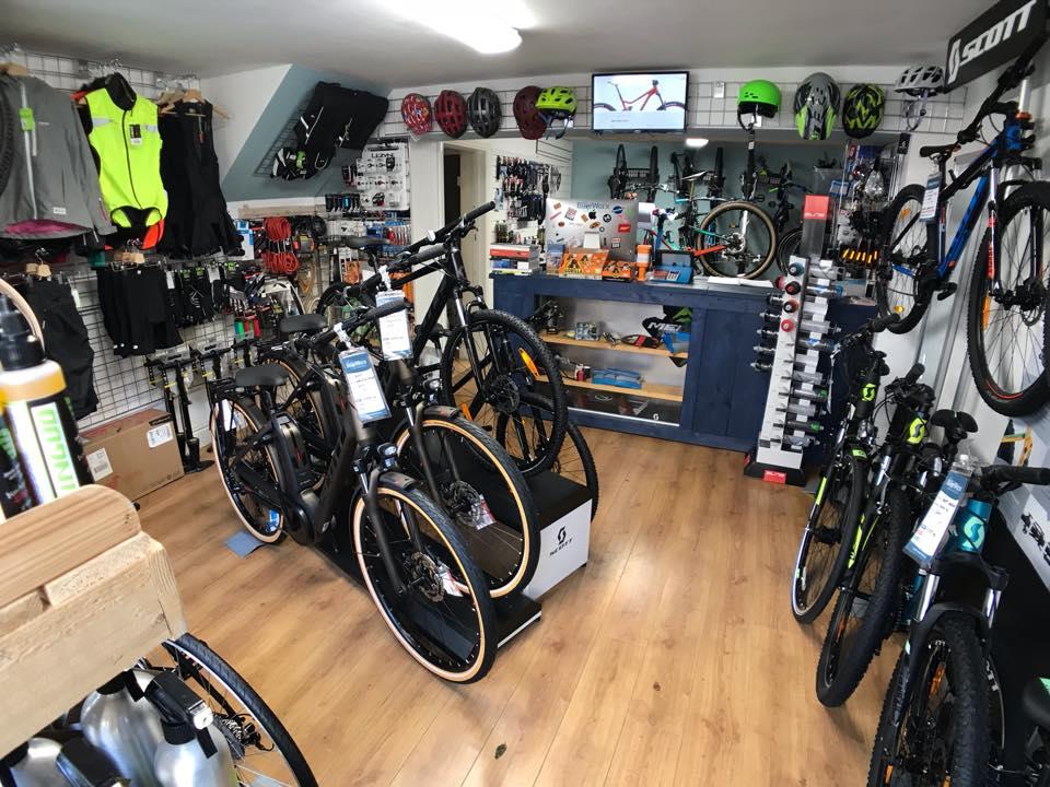Bike Works Co. Exmouth Shop
