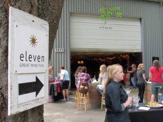 Eleven Winery Wine