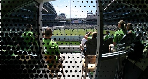 Win a Sounders Suite