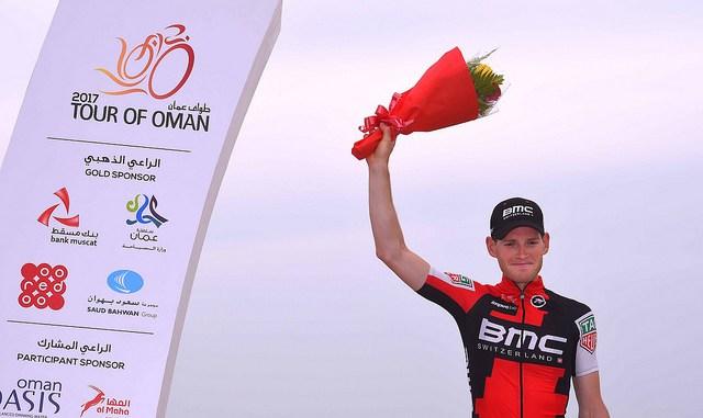 Ben Hermans 2017 Tour of Oman Stage 2