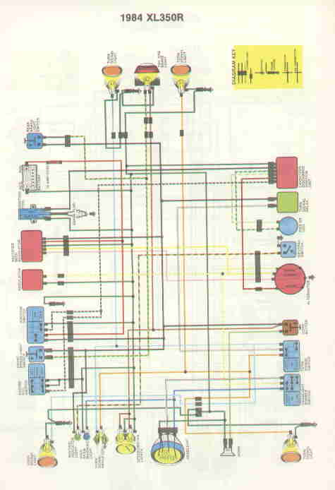 Honda 185 Atc Wiring Diagram Wiring Diagramhonda atc 70 ... on