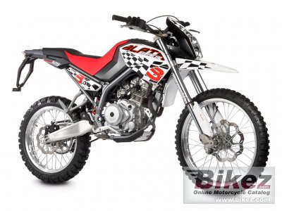 2011 Blata Enduro 125 BXE specifications and pictures