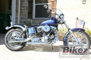 1975 HarleyDavidson FX 1200 specifications and pictures