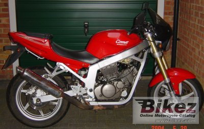 2004 Hyosung GT 250 Comet specifications and pictures