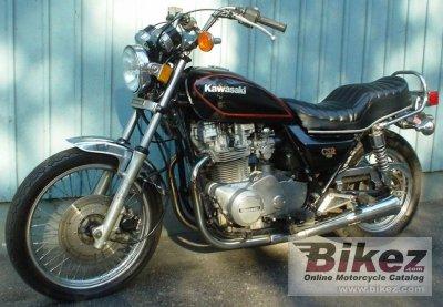 Blast From The Past: 1982 Kawasaki KZ750-E3 Sports