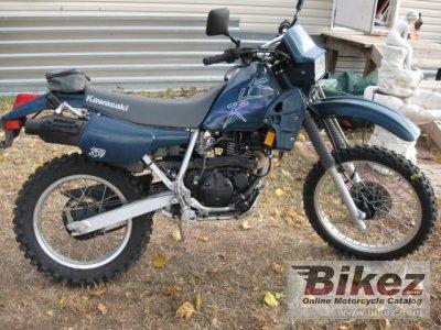 1997 Kawasaki Klr 250 Specifications