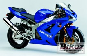 2004 Kawasaki Ninja ZX6R specifications and pictures