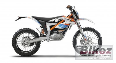 2017 KTM Freeride E-XC specifications and pictures