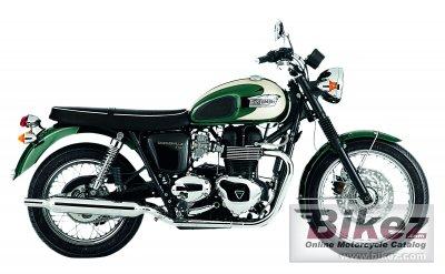 2010 Triumph Bonneville T100 Motorcycles Hobbiesxstyle