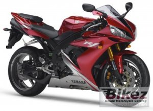 2006 Yamaha YZFR1 specifications and pictures