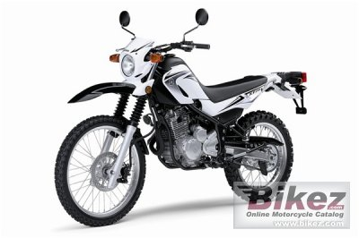 2008 Yamaha XT250 Rating