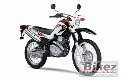 2011 Yamaha XT250 specifications and pictures