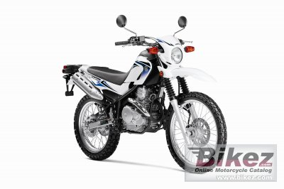 2012 Yamaha XT250 specifications and pictures