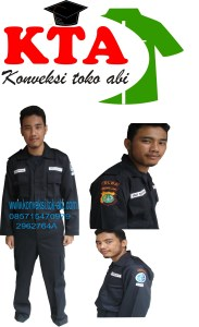 seragam security