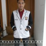model jaket almamater