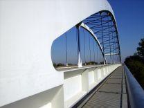 Bohumil Hrabal's bridge. Author: Petr Vilgus
