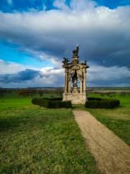 Karel VI memorial