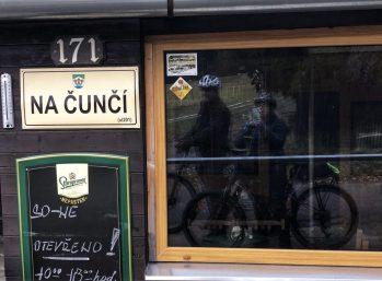 """Refreshment """"Na Čunčí"""""""