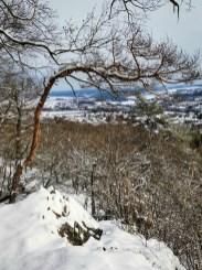 Viewpoint above Mníšek