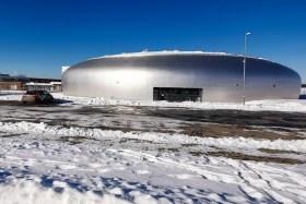 Dolní Břežany sport hall