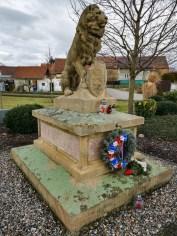 Zálezlice memorial